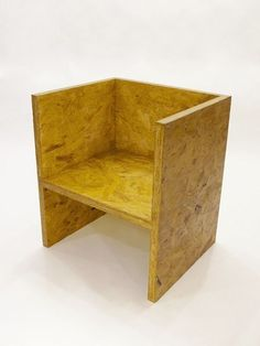Cube Chair OSB