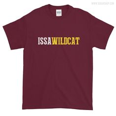 ISSA WILDCAT Short-Sleeve T-Shirt