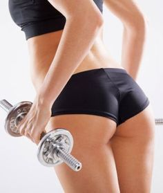 Score a sexy rear view...lift and tone your tush with this targeted circuit from fitness expert Nora Tobin.