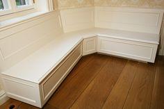 custom, bench, seating, woodworking, millwork, Boston, MA, New England