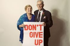 Dont Give Up - great blog post on older women being overlooked at church.