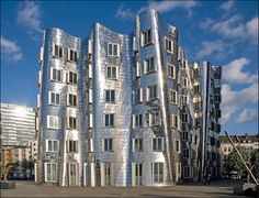 Frank O. Gehry Buildings #architecture #Frank #Gehry Pinned by www.modlar.com