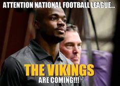 Vikings Minnesota Vikings Football, Minnesota Wild, Weak Men, Sporting, Nfl Sports, Sports Teams, World Of Sports, National Football League, Football Fans