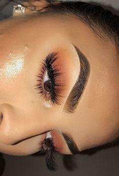 Gorgeous Makeup: Tips and Tricks With Eye Makeup and Eyeshadow – Makeup Design Ideas Makeup Eye Looks, Cute Makeup, Glam Makeup, Pretty Makeup, Gorgeous Makeup, Skin Makeup, Makeup Inspo, Eyeshadow Makeup, Eyeliner