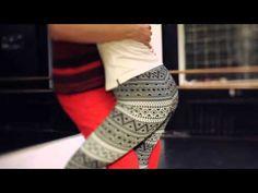 Inside The Dance Studio VOL.2 - Nemanja Sonero & Laura Zaray - Kizomba Tarraxinha Impro. - YouTube