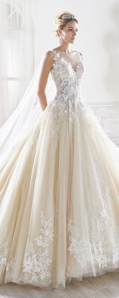 Nicole Spose Wedding Dresses 2018 You'll Love – Page 6 – Hi Miss Puff