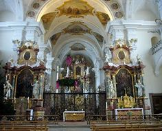 St. Mark's in The Black Forest, Germany