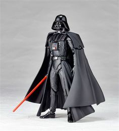 2015 New Star Wars Revoltech Darth Vader Stormtrooper White Soldier PVC Action Figures Collectible Model Toys-in Action & Toy Figures from Toys & Hobbies on Aliexpress.com | Alibaba Group