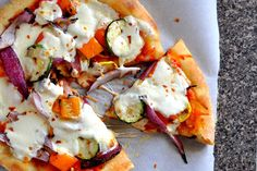 Pizza on Pinterest | Pizza Recipes, French Bread Pizza and Garlic ...
