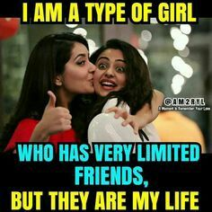 Yesssssssss I Have Only Two Friends Follow Kraxziiqueen For More Updates Guys Friendship Quotes Funny Friendship Quotes Friends Quotes Funny