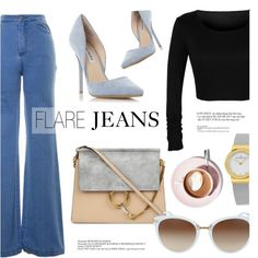 Flare Jeans Style