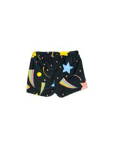 2 mini rodini space swimpants black