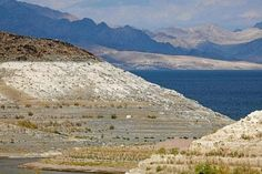 Water levels at Nevada's Lake Mead drop to new low