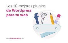 #WordPress te da gran facilidad para personalizarlo gracias a los #plugins existentes. Para que no te líes a instalar todos, hoy te contamos cuáles son los 10 mejores. ¡Atento!👉https://goo.gl/EbpfhW