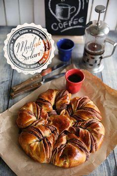Çikolatalı Yıldız Çörek – Mutfak Sırları – Pratik Yemek Tarifleri