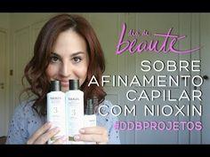 Sobre afinamento capilar com Nioxin - TV Beauté | Vic Ceridono - DDB Projetos