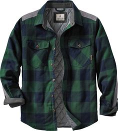 online shopping for Legendary Whitetails Mens Woodsman Heavyweight Quilted Shirt Jacket from top store. See new offer for Legendary Whitetails Mens Woodsman Heavyweight Quilted Shirt Jacket Hooded Flannel, Flannel Jacket, Shirt Jacket, Jacket Men, Camo Shirts, Winter Outfits Men, Rugged Style, Men Casual, Men's Apparel