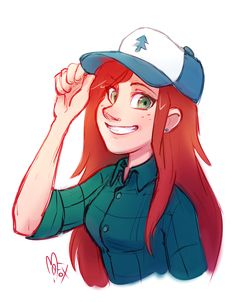 Wendy by Mistrel-Fox.deviantart.com on @DeviantArt
