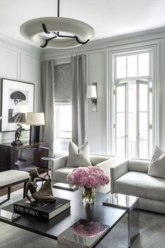 Learn how to create the perfect living room with these key principles to follow #luxurylivingroom