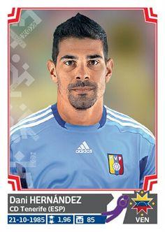 277 Dani Hernández - Venezuela - Copa America - Chile 2015