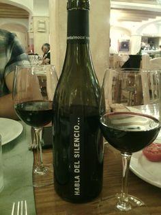 Día 165: después de sábados duros de curro, toca disfrutar de vinos y carnes divinos... :)