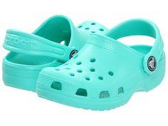 Crocs kids classic toddler little kid island green Boys New Fashion, Womens Fashion, Girls Clogs, Toddler Crocs, Little Girl Shoes, Crocs Classic, Cute Nikes, Nike Air Shoes, Little Girls