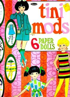 Kathleen Taylor's Dakota Dreams: Search results for Paper dolls