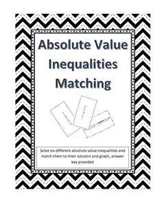 16 Algebra 2 Absolute Value Equations Inequalities Ideas Absolute Value Equations Absolute Value Algebra