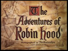 """robin hood movie 1938 