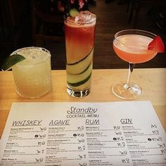MICHIGAN: Standby in Detroit - The Best Place To Have A Cocktail In Every State - Photos