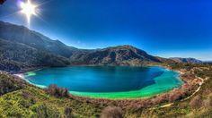 Λιμνη Κουρνα Χανιά