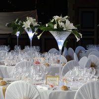 LS Reception // Location - Matériel - Décoration - Or et Blanc