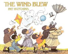 A wonderful read for breezy autumn afternoons! This kids book will help supplement your teaching lessons on weather, and will inspire your children to figure out what else can be made to fly!