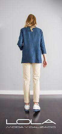 FotoEs tiempo de chaqueta,  lúcete.  Muy pronto también disponible en nuestra tienda on line.