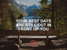 If today hasn't been what you hoped it would be – it's okay, your best days are still out in front of you.    #RockSocial #RockSM #Inspo #Inspiration #Success