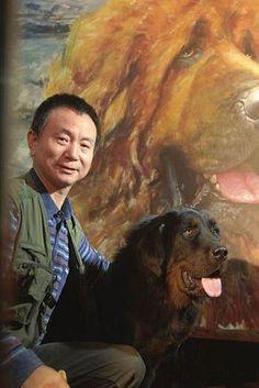 El Hurgador [Arte en la Red]: Pintando perros (XL) - China (IV)