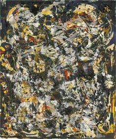 Number 4 - Jackson Pollock