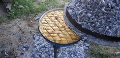 Ohrdisko gjomleze - Macedonian traditional food