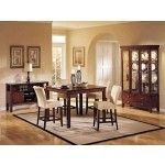 Acme Furniture - Newport 5 Piece Counter Height Table Set - 9500-5set  SPECIAL PRICE: $617.00