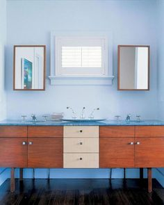 56 Mid Century Modern Bathroom Fixtures Design
