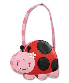 Another great find on #zulily! Ladybug Go-Go Purse #zulilyfinds