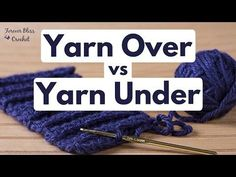 #1 mistake of a newbie crocheter - YouTube