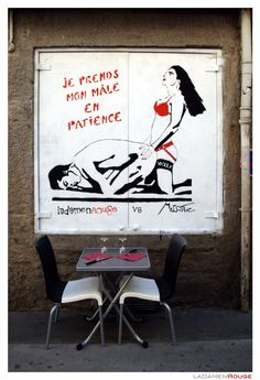 Street Art Miss-Tic
