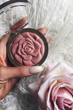 Milani Rose Powder Blush. A radiant blush that deserves to be seen, Rose Powder Blush is gorgeous in the compact and even prettier on cheeks. The soft, natural-finish powder shapes, contours and highlights with flattering matte and shimmery shades made t