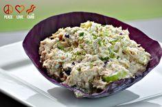 Tuna Avocado Salad - Low Carb, Gluten-Free