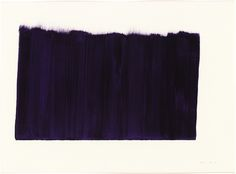 Anne Truitt, June black and purple acrylic with graphite on paperboard, National Gallery of Art, Washington, Corcoran Collection (Exchange and gift of Ramon Osuna) Bryn Mawr College, White Poster Board, Wall Text, Institute Of Contemporary Art, National Gallery Of Art, Wood Sculpture, Geometric Shapes, Graphite, Washington