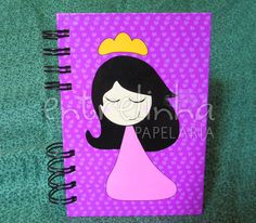 Caderno médio