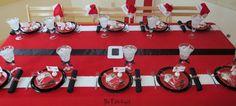 Santa Themed Table!