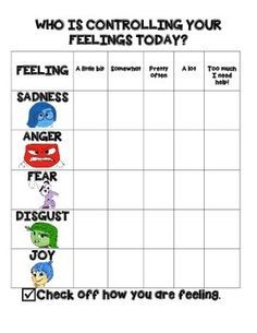 This is a great worksheet to use with students individually who may have a hard time understanding their own feelings. This is a great tool for counselors to use with students to see what they are feeling. Emotions Activities, Counseling Activities, Therapy Worksheets, Therapy Activities, Play Therapy, Coping Skills, Social Skills, Relationship Advice Quotes, Feelings And Emotions