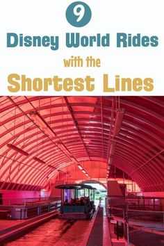 9 Underrated Disney World Rides (With the Shortest Lines!) 2019 Walt Disney World vacation planning tips, tricks, and secrets -- What rides at Disney World are underrated? What rides at Disney World h Disney World Outfits, Walt Disney World Rides, Disney World Secrets, Disney World Vacation Planning, Disney World Parks, Disney Planning, Disney World Tips And Tricks, Disney Tips, Disney Vacations